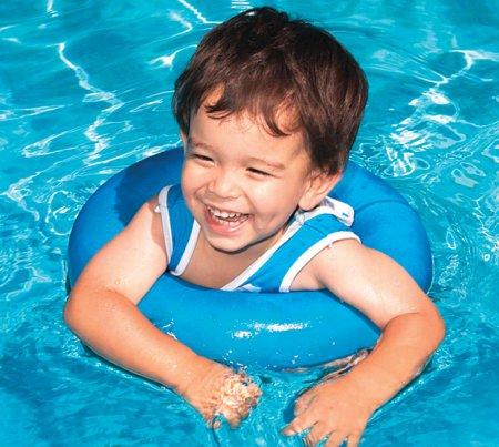 Learn to Swim Tube Trainer