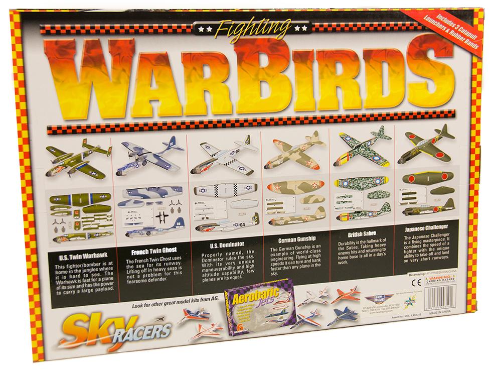 Warbirds Model Kit - ScientificsOnline com