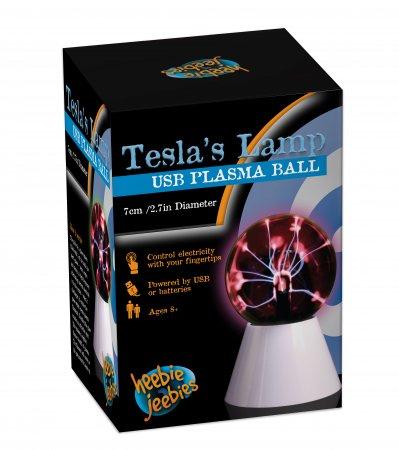 "USB Mini Plasma Ball (3"")"