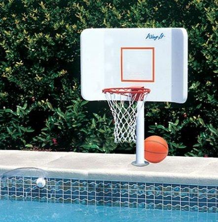 Pool Shot Deck Mount Kit (Basketball)
