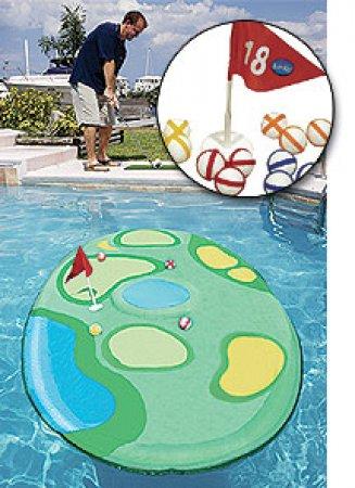 Swimways® Pro Chip Island Golf Swimming Pool Game