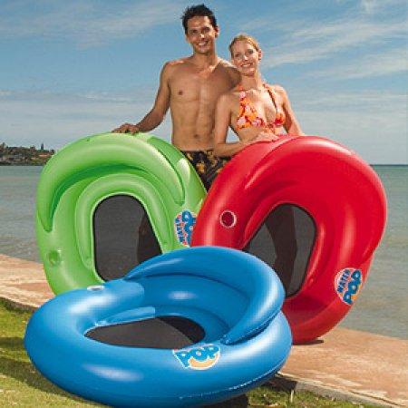 Water Pop Mesh Swimming Pool Lounge