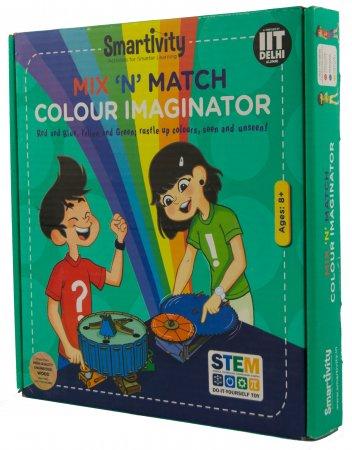 Smartivity Mix n Match Color Imaginator