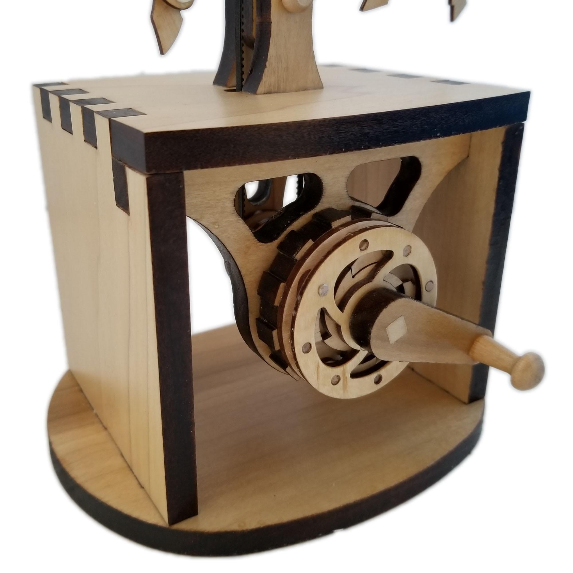 Mechanical Horse Automation Kit Scientificsonlinecom