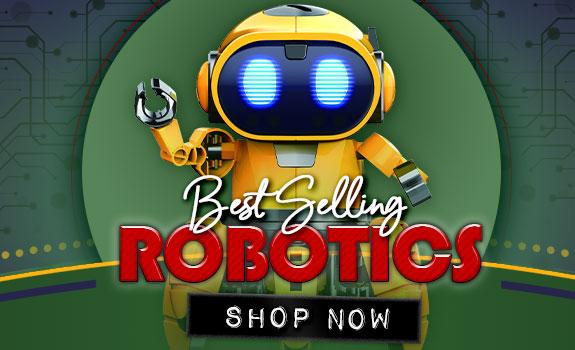 Best Selling Robotics at Scientifics Direct