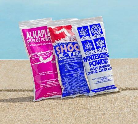 Rx Clear&reg; Winter Chlorine Closing Kits<br>(Various Sizes)