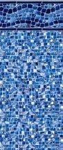 Findlay Vinyl Inground Pool Liner: Waterfall