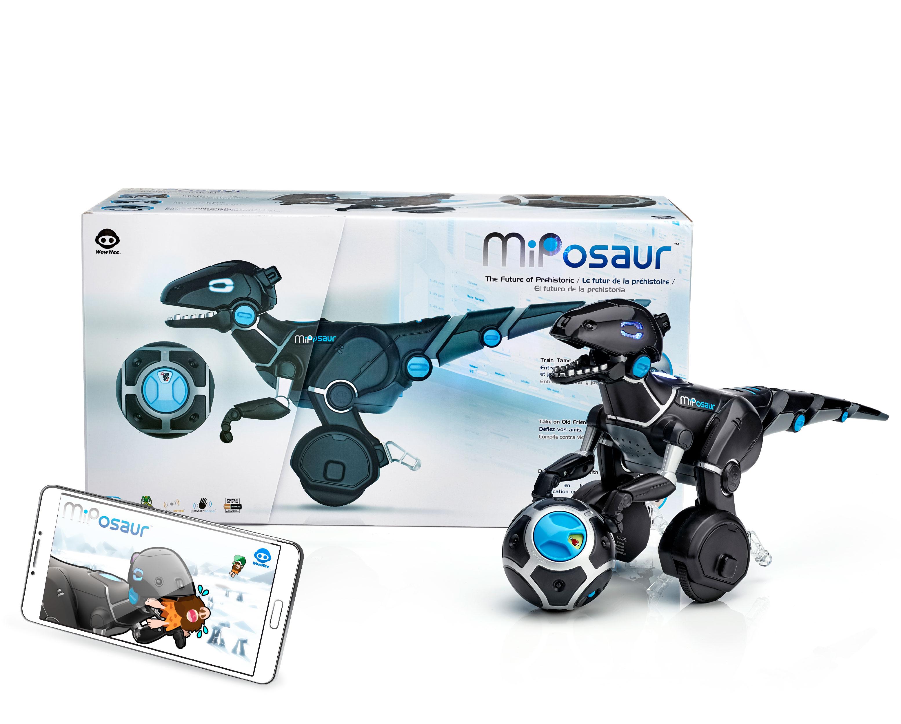 MiPosaur Scientifics line