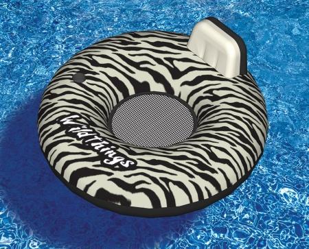 Swimline® Wild Things Tube - Animal Print Floats (Various Animals)