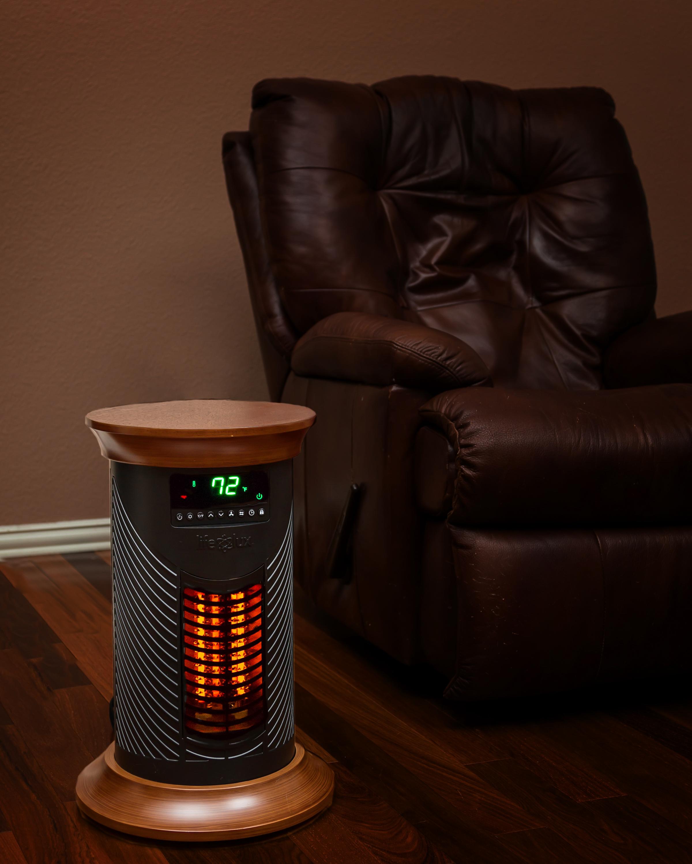 Lifesmart Ls19 Ciqh Mw Infrared Space Heater