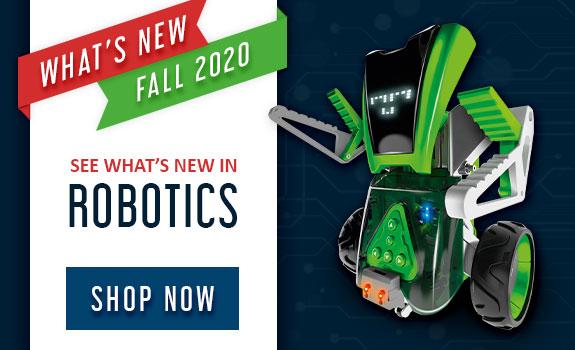 What's New in Robotics