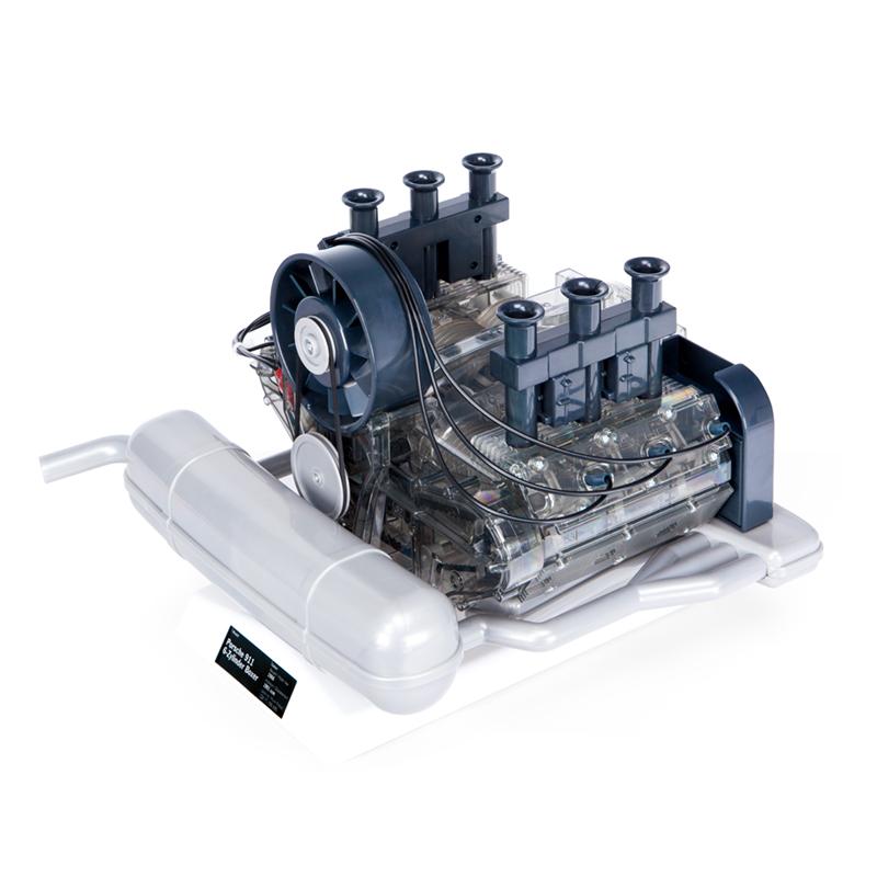 porsche 911 boxer engine model kit. Black Bedroom Furniture Sets. Home Design Ideas