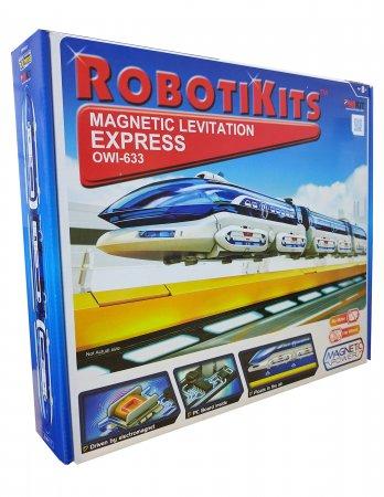Magnetic Levitation Express