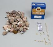 Accessory Kit for Rock Polishing Tumblers & Rock Polishing Kits