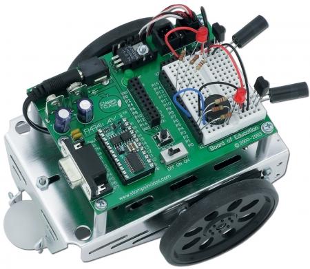 Parallax Boe - Bot Robot Kit