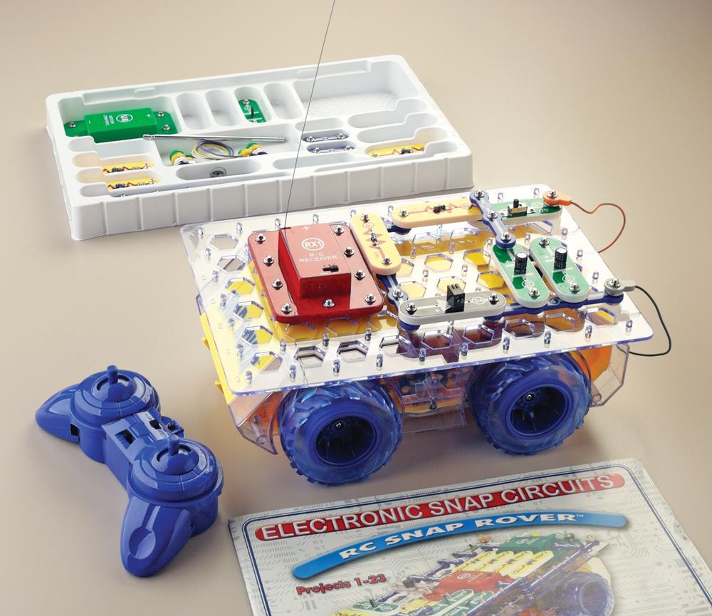 R C Snap Circuits Rover Manual