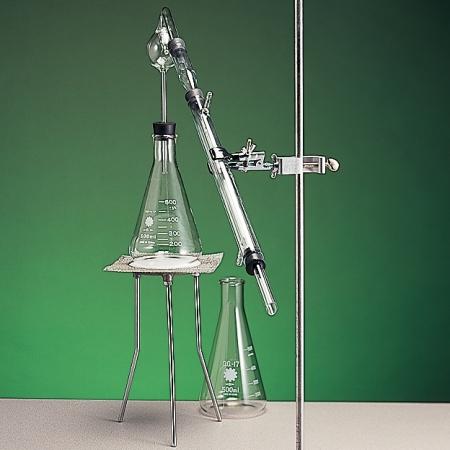 Student Distilling Apparatus Glassware