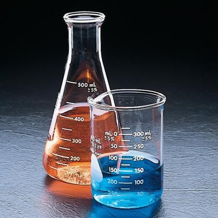 Student Grade Erlenmeyer Flask