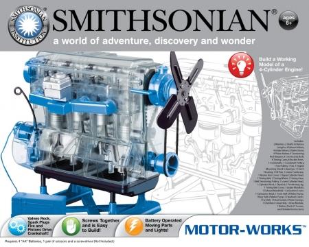 Gas Engine Model Kit