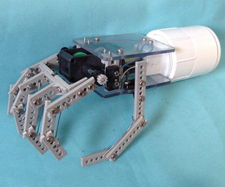 Bionic Robotic Hand Kit