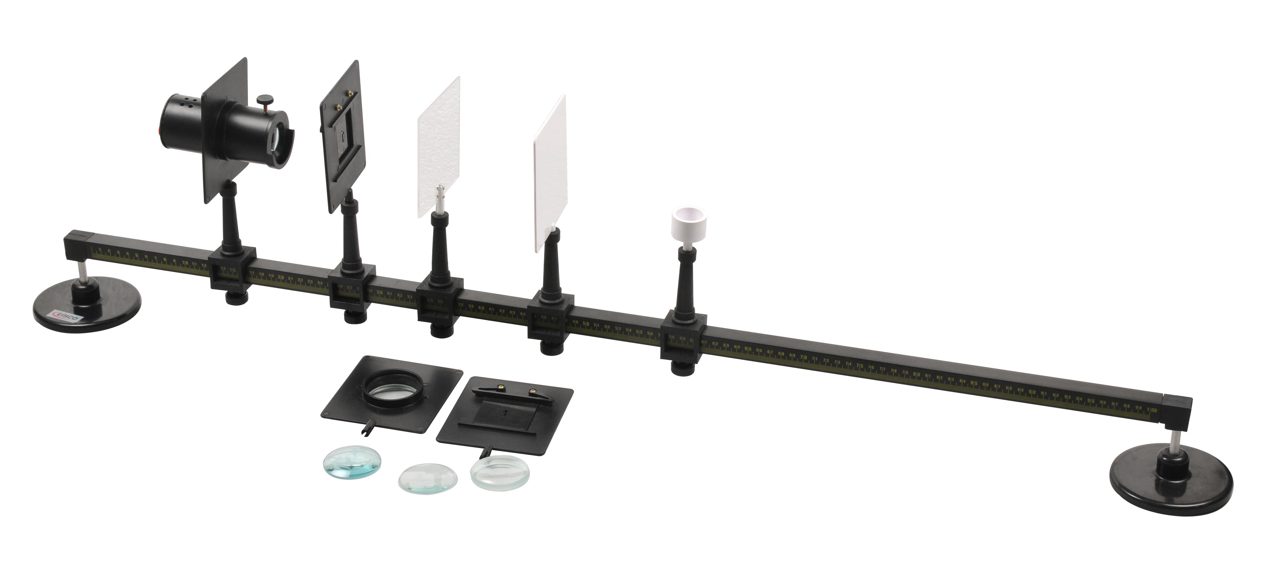Basic Optical Bench Scientificsonline Com