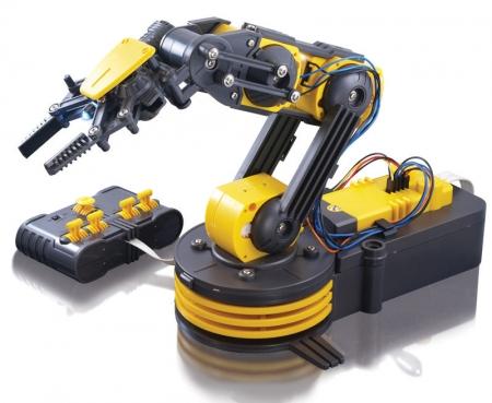 Robotic Arm Edge: Wired Control Robotic Arm Kit