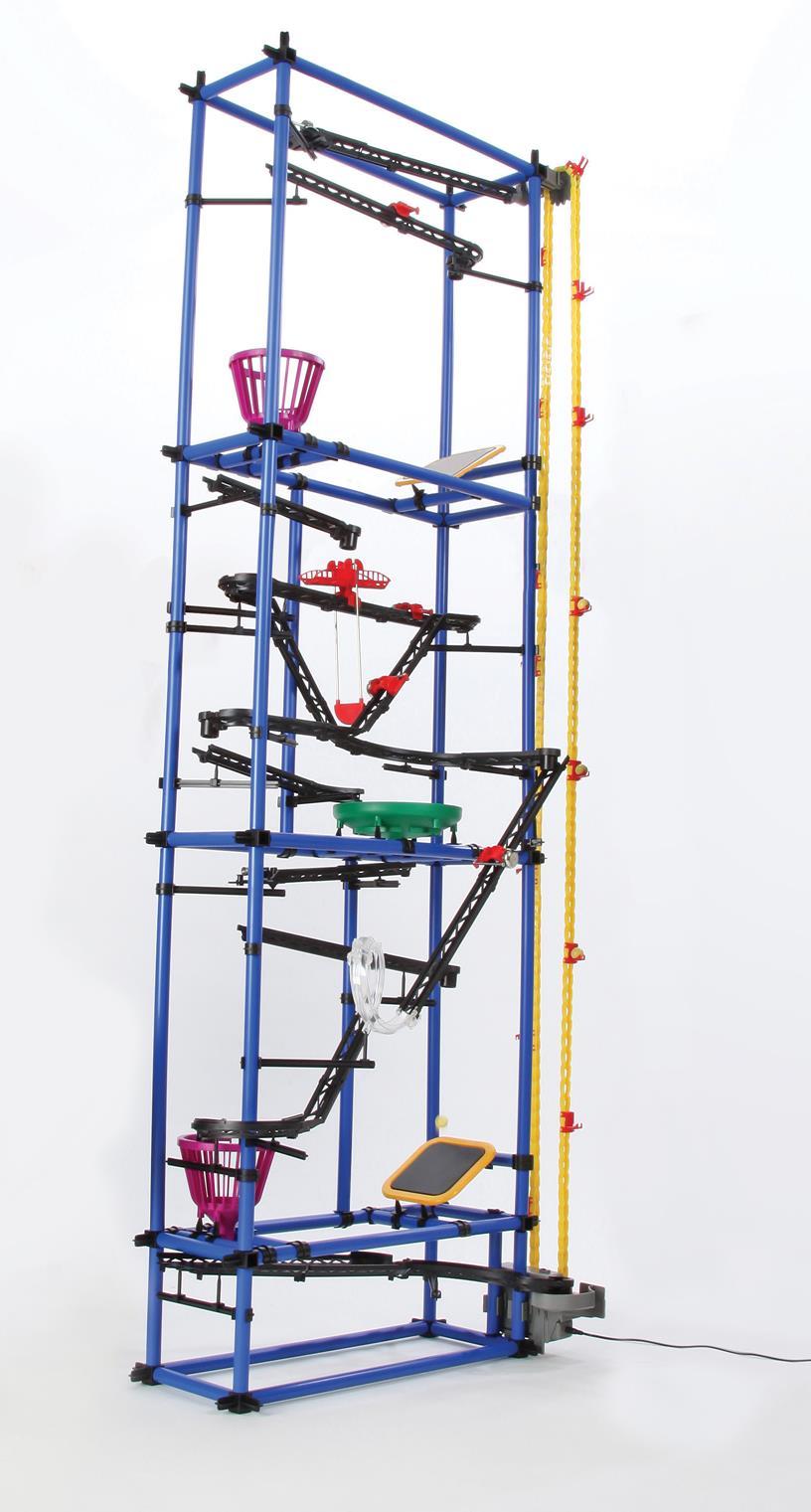 The Chaos Tower Scientificsonline