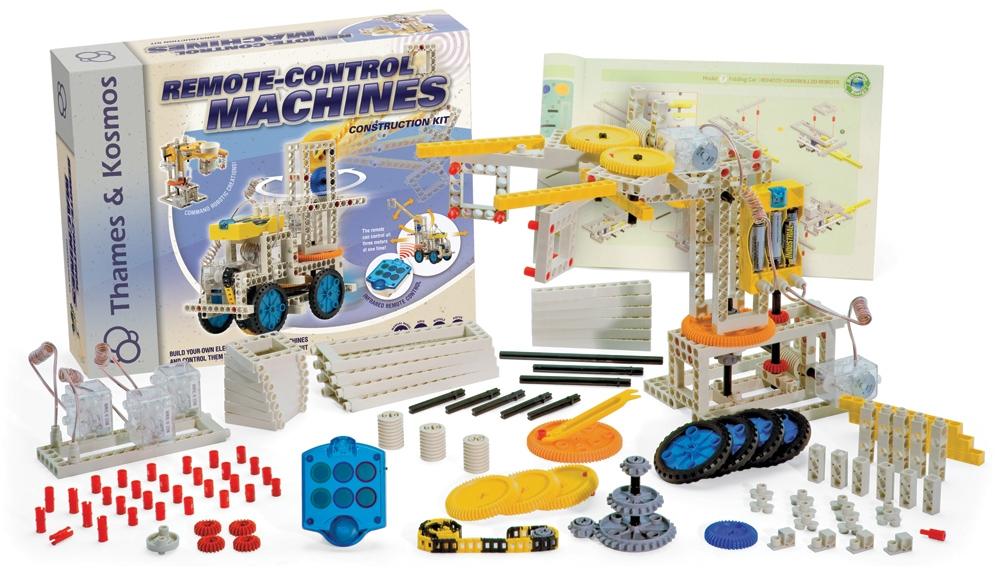 Remote control machines kit scientificsonline remote control machines kit solutioingenieria Gallery
