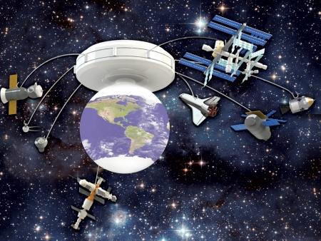 Space Explorer Mobile