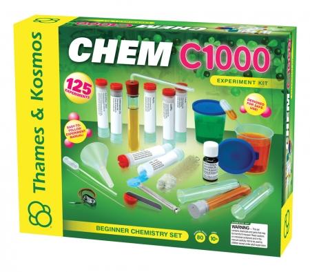 CHEM C1000 Chemistry Experiment Kit
