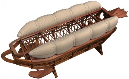 da Vinci Submarine