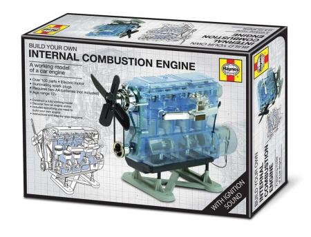 Haynes Int. Combustion Engine