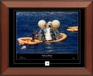 Apollo-Soyuz Print with Kapton Relic