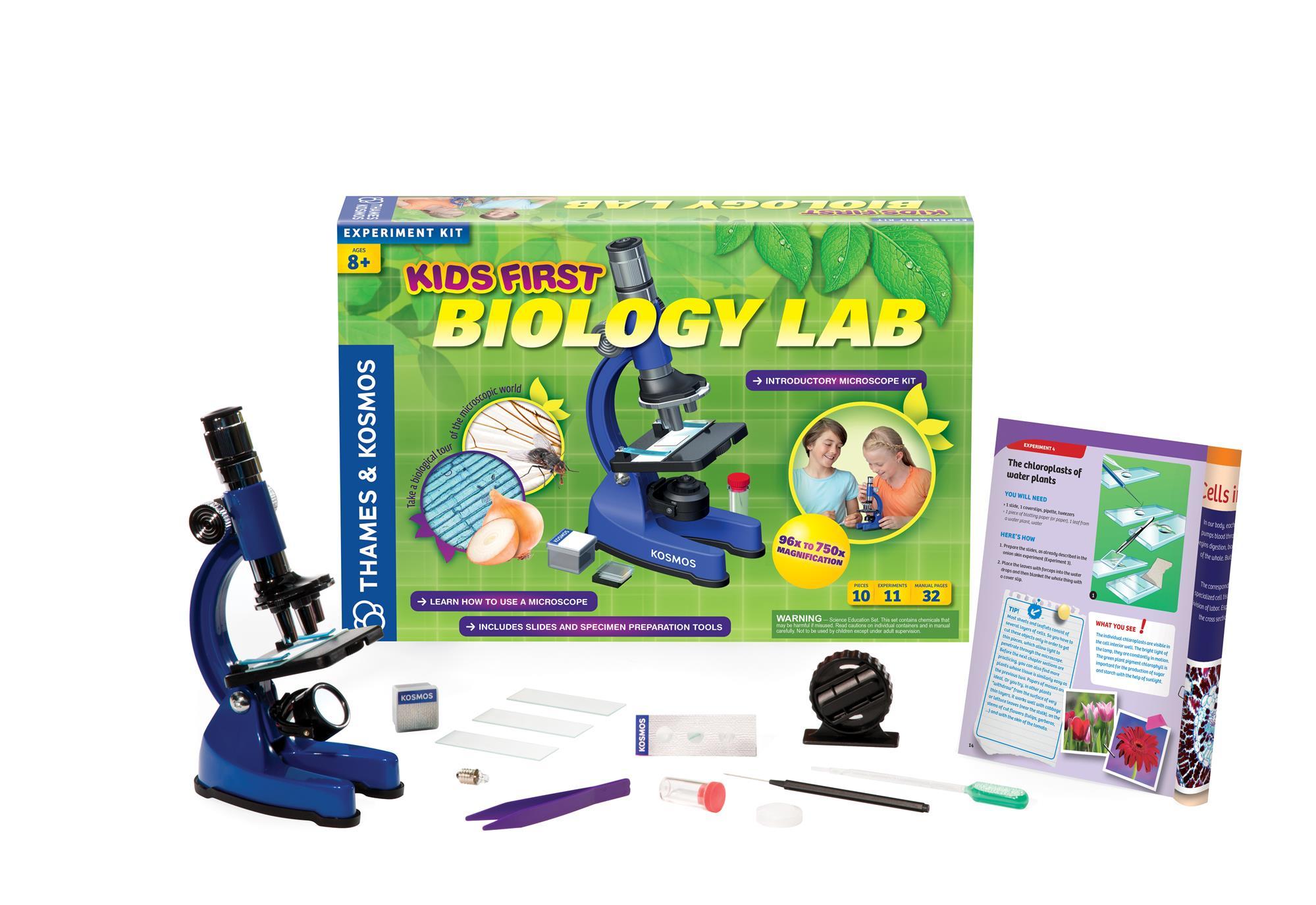 Kids First Biology Lab Scientifics line