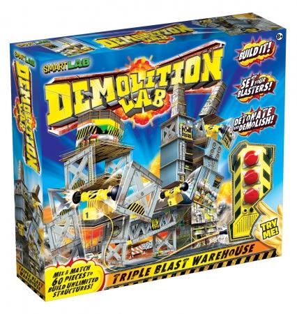 Demolition Lab