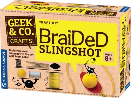 Braided Sling Shot