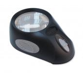 LumiLoupe Ultra LED 5x Stand Magnifier