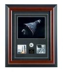 Mercury Atlas-1 Framed Relic
