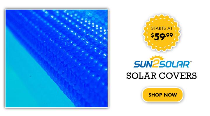 Pool Solar Covers