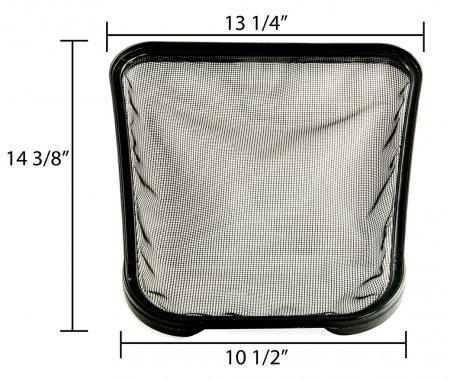 Aqua Select 174 Replacement Net For The Aluminum Handle Leaf