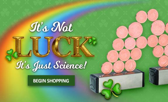 It's Not Luck, It's Science!