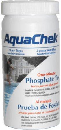 AquaChek Phosphate Test Kit - 20 Pack Bottle
