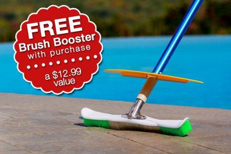 "20"" Flexible Brush w/ Free Brush Booster"