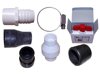 Sungrabber In Ground Solar Heater Installation Kit