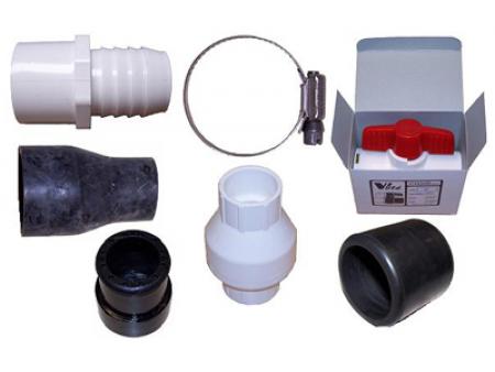 Fafco® SunGrabber™  In-Ground Solar Heater Installation Kit