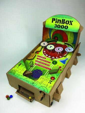 Pinbox 3000 Scientificsonline Com