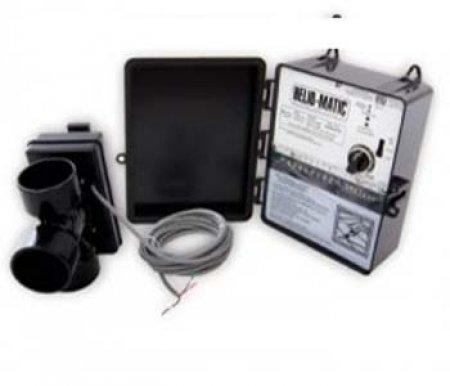 SunHeater Electronic Controller/Valve/Sensor Pack
