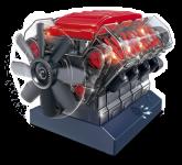 STEM V8 Model Engine Kit