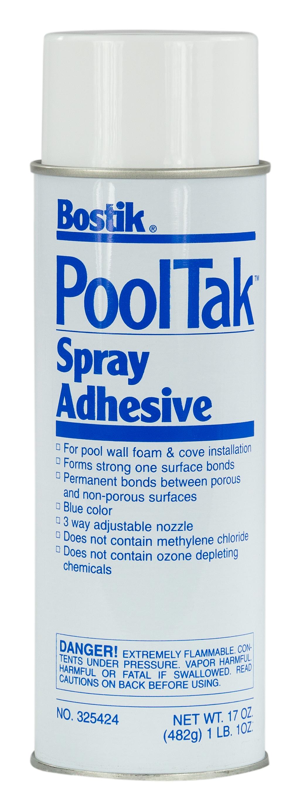 Swimming Pool Spray Adhesive 17 Oz Can