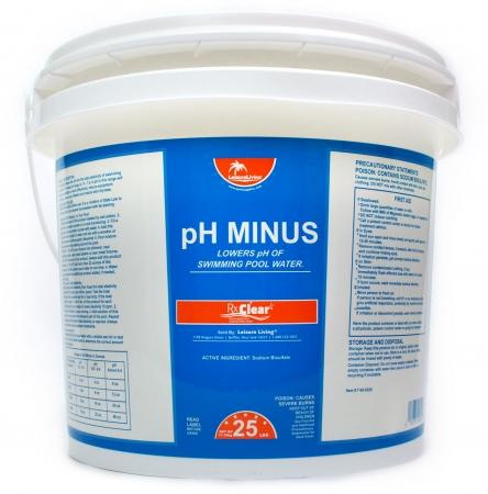 Rx Clear® Swimming Pool pH Minus